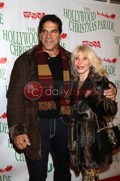 Lou Ferrigno, Carla Ferrigno<br /> at the 85th Annual Hollywood Christmas Parade, Hollywood Boulevard, Hollywood, CA 11-27-16<br /> David Edwards/DailyCeleb.com 818-249-4998