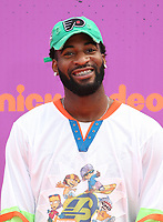 LOS ANGELES, CA July 13- Andre Drummond, At Nickelodeon Kids' Choice Sports Awards 2017 at The Pauley Pavilion, California on July 13, 2017. Credit: Faye Sadou/MediaPunch
