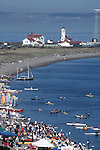 Port Townsend, Sea Kayak Symposium, Fort Worden, Puget Sound, Washington State, Pacific Northwest,.