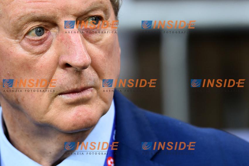 Roy Hodgson England<br /> Marseille 11-06-2016 Stade Velodrome Footballl Euro2016 England - Russia  / Inghilterra - Russia Group Stage Group B. Foto Massimo Insabato / Insidefoto