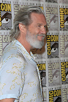 "SAN DIEGO - July 20:  Jeff Bridges at the ""Kingsman: The Golden Circle"" Photocall at the Comic-Con International on July 20, 2017 in San Diego, CA"