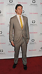 HOLLYWOOD, CA - APRIL 25: David Burtka attends The Hooray for Hollygrove event held at The Hollywood Museum on April 25, 2012 in Hollywood, California.
