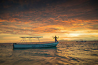 Namotu Island, Fiji (Tuesday, June 9, 2015) - A third consecutive lay day was called at the Fiji Pro today, stop No. 5 on the 2015  WSL Championship Tour, with only small and Inconsistent 2' surf surf on offer at Cloudbreak and a projected swell due to arrive later this week.<br /> the swell was expected to dip down, which it did, so competition was called off. The swell was expected to build over the next few days and provide really good conditions into the weekend.   Photo: joliphotos.com