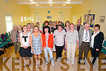 Tea Party : Tarbert locals attending the Community Care Tea Party at the Tarbert Community Centre on Sunday last.
