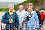 Jean Wade Thomas Ashe and Hazel Evens at the Camp Annual  Recovery Haven Celebration of Light at Garrahies Beach on Sunday