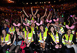 Girlguiding UK Big Gig 2012 at LG Arena, Birmingham, England - March 31st 2012