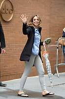www.acepixs.com<br /> July 14, 2017 New York City<br /> <br /> Jedediah Bila at The View on July 14, 2017 in New York City.<br /> <br /> Credit: Kristin Callahan/ACE Pictures<br /> <br /> Tel: (646) 769 0430<br /> e-mail: info@acepixs.com