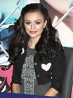 August 30, 2012: Cher Lloyd signing her debut CD &quot;Sticks + Stones&quot; at Best Buy Fifth Avenue in New York City...&copy; RW/MediaPunch Inc. /NortePhoto.com<br />