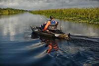 Master kayak