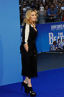 LONDON, ENGLAND - SEPTEMBER 15: Madonna attending the 'The Beatles: Eight Days A Week - The Touring Years'  World Premiere at Odeon Cinema, Leicester Square on September 15, 2016 in London, England.<br /> CAP/MAR<br /> &copy;MAR/Capital Pictures /MediaPunch ***NORTH AND SOUTH AMERICAS ONLY***