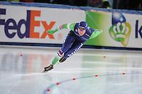 SPEED SKATING: STAVANGER: Sørmarka Arena, 31-01-2016, ISU World Cup, 1000m Men Division A, Thomas Krol (NED), ©photo Martin de Jong