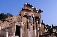 Italien, Lombardei, Tempio Capitolini in Brescia