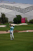 Cormac Sharvin (NIR) on the 17th during Round 1 of the Commercial Bank Qatar Masters 2020 at the Education City Golf Club, Doha, Qatar . 05/03/2020<br /> Picture: Golffile | Thos Caffrey<br /> <br /> <br /> All photo usage must carry mandatory copyright credit (© Golffile | Thos Caffrey)
