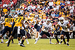 16FTB at West Virginia 1822<br /> <br /> 16FTB at West Virginia<br /> <br /> BYU Football vs West Virginia at FedEx Field in Landover, Maryland.<br /> <br /> BYU-32<br /> WVU-35<br /> <br /> September 24, 2016<br /> <br /> Photo by Jaren Wilkey/BYU<br /> <br /> &copy; BYU PHOTO 2016<br /> All Rights Reserved<br /> photo@byu.edu  (801)422-7322