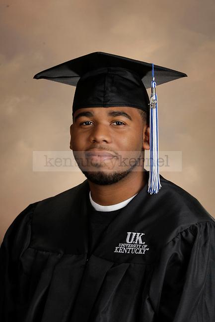 Dinkins, Jordan photographed during the October, 2012, Grad Salute in Lexington, Ky.