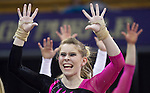 Utah vs. UW Gymnastics 2/15/13