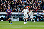 Real Madrid's Marcelo Vieira during La Liga match between FC Barcelona and Real Madrid at Camp Nou Stadium in Barcelona, Spain. October 28, 2018. (ALTERPHOTOS/A. Perez Meca)