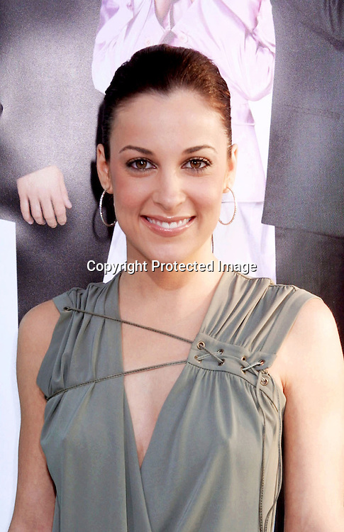 """©2003 KATHY HUTCHINS / HUTCHINS PHOTO.THE LA PREMIERE OF """"THE IN-LAWS"""".MONDAY, MAY 19, 2003.HOLLYWOOD, CA..LINDSAY SLOAN"""