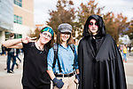 _E1_2349<br /> <br /> 1610-85 GCI Halloween Costumes<br /> <br /> October 31, 2016<br /> <br /> Photography by: Nathaniel Ray Edwards/BYU Photo<br /> <br /> &copy; BYU PHOTO 2016<br /> All Rights Reserved<br /> photo@byu.edu  (801)422-7322<br /> <br /> 2349