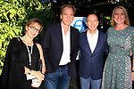 LOS ANGELES - APR 9: Gabrielle Carteris, Julian Sands, David Rambo at The Actors Fund's Edwin Forrest Day Party and to commemorate Shakespeare's 453rd birthday at a private residence on April 9, 2017 in Los Angeles, California