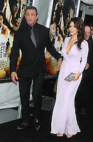 NEW YORK, NY - JANUARY 29: Sylvester Stallone and Sarah Shahi at the US film premiere of Warner Bros. Pictures Bullet To The Head at AMC Lincoln Square in New York City. January 29, 2013. Credit: RW/MediaPunch Inc.