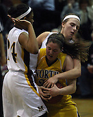 Farmington Hills Mercy vs North Farmington at West Bloomfield, Girls Varsity Basketball, 2/27/12
