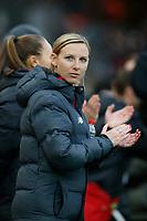 17th November 2019; Anfield, Liverpool, Merseyside, England; Womens Super League Footballl, Liverpool Women versus Everton; Liverpool FC Women manager Vicky Jepson - Editorial Use