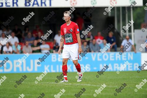 2013-07-07 / Voetbal / seizoen 2013-2014 / Antonia FC - R. Antwerp FC / Jonas de Roeck<br /><br />Foto: Mpics.be