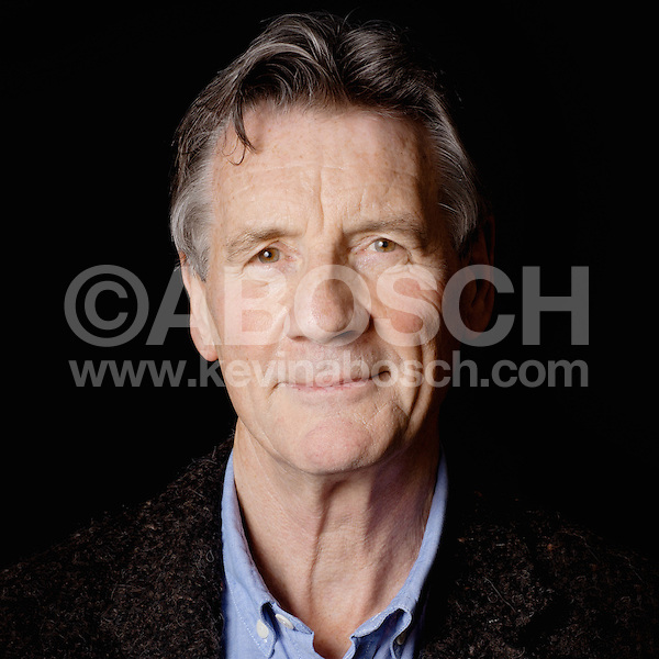 Portrait of Michael Palin photographed by Kevin Abosch