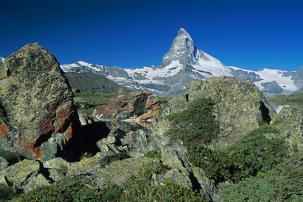 Matterhorn, Zermatt, Swiss Alps, Switzerland