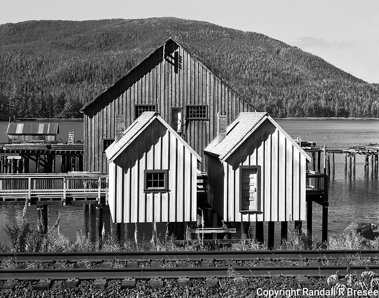 """Historic North Pacific Cannery""<br />