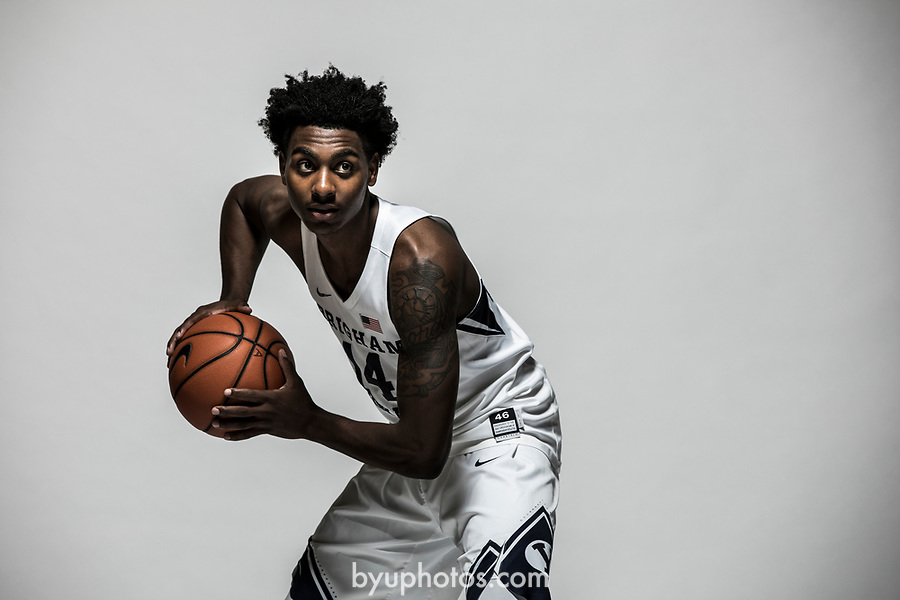 17-18 mBKB New Players 0297<br /> <br /> 17-18 mBKB New Players<br /> <br /> July 14, 2017<br /> <br /> Photography by Nate Edwards/BYU<br /> <br /> © BYU PHOTO 2017<br /> All Rights Reserved<br /> photo@byu.edu  (801)422-7322
