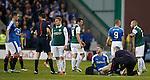 Andy Halliday enraged