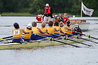 W.MasE.8+ SF -  Berks: 38 Toowong RC (AUS) -  Bucks: 39 Marlow RC<br /> <br /> Friday - Henley Masters Regatta 2016<br /> <br /> To purchase this photo, or to see pricing information for Prints and Downloads, click the blue 'Add to Cart' button at the top-right of the page.