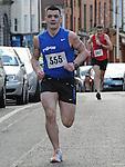 Niall Thornton taking part n the Saint Vincent de Paul 5Km run. Photo: Colin Bell/pressphotos.ie