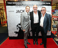 Pictured: Music composer and executive producer Mal Pope (C). Sunday 14 September 2014<br />