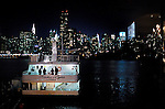 New York Wedding Party Boat