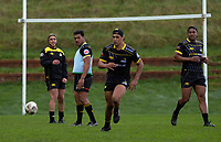Wellington Lions rugby union Mitre 10 Cup training at Rugby League Park in Wellington, New Zealand on Thursday, 18 August 2017. Photo: Dave Lintott / lintottphoto.co.nz