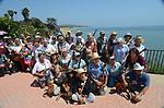 Santa Barbara Ukulele Club party