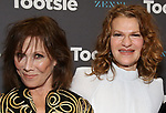 "Michele Lee and Sandra Bernhard attends the Broadway Opening Night of ""Tootsie"" at The Marquis Theatre on April 22, 2019  in New York City."