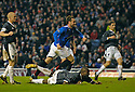 11/11/2006       Copyright Pic: James Stewart.File Name :sct_jspa11_rangers_v_dunfermline.KRIS BOYD CELEBRATES AFTER HE SCORES RANGERS' FIRST.James Stewart Photo Agency 19 Carronlea Drive, Falkirk. FK2 8DN      Vat Reg No. 607 6932 25.Office     : +44 (0)1324 570906     .Mobile   : +44 (0)7721 416997.Fax         : +44 (0)1324 570906.E-mail  :  jim@jspa.co.uk.If you require further information then contact Jim Stewart on any of the numbers above.........