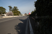 Prologue, Rome - Lungotevere, Villaggio Olimpico, Flaminio District, 10/03/2020.   <br />