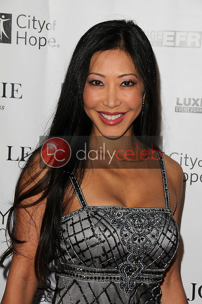 Toni Lee<br /> at Sue Wong's 'Fairies and Sirens' Fashion Show at L.A. Fashion Week. The Reef, Los Angeles, CA 10-15-14<br /> David Edwards/Dailyceleb.com 818-249-4998