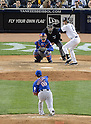 Daisuke Matsuzaka (Mets), Derek Jeter (Yankees),<br /> MAY 13, 2014 - MLB :<br /> Daisuke Matsuzaka of the New York Mets pitches to Derek Jeter of the New York Yankees in the sixth inning during the Major League Baseball game at Yankee Stadium in Bronx, New York, United States. (Photo by AFLO)