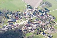 Deutschland, Niedersachsen, Wendland, Rundling, Dorf