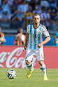 Javier Mascherano (ARG), JUNE 21, 2014 - Football / Soccer : FIFA World Cup Brazil 2014 Group F match between Argentina 1-0 Iran at Estadio Mineirao in Belo Horizonte, Brazil. (Photo by Maurizio Borsari/AFLO)