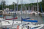 Port jachtowy w Ruciane Nida