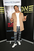 10 July 2019 - Los Angeles, California - Curtis Hamilton. LA Press Junket For TV One's A Month Of Love, Lies, And Murder held at TV One Headquarters. Photo Credit: Faye Sadou/AdMedia