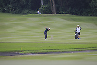 Paul Peterson (USA) on the 15th fairway during Round 3 of the UBS Hong Kong Open, at Hong Kong golf club, Fanling, Hong Kong. 25/11/2017<br /> Picture: Golffile | Thos Caffrey<br /> <br /> <br /> All photo usage must carry mandatory copyright credit     (© Golffile | Thos Caffrey)