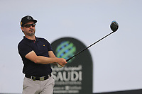 Mikko Korhoenen (FIN) on the 2nd tee during the 2nd round of  the Saudi International powered by Softbank Investment Advisers, Royal Greens G&CC, King Abdullah Economic City,  Saudi Arabia. 31/01/2020<br /> Picture: Golffile | Fran Caffrey<br /> <br /> <br /> All photo usage must carry mandatory copyright credit (© Golffile | Fran Caffrey)